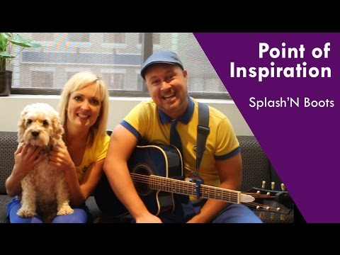 Splash'N Boots shares their Point of Inspiration