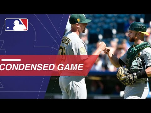 Condensed Game: OAK@KC - 6/3/18