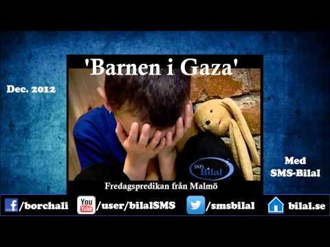Barnen i Gaza