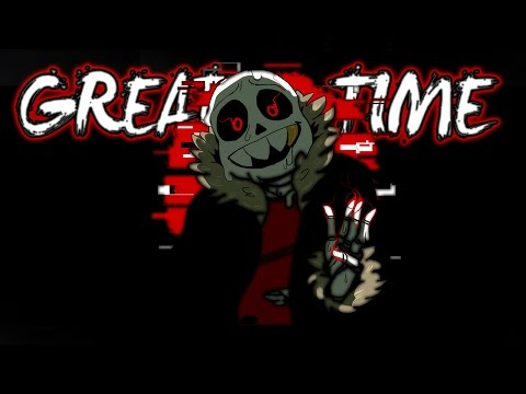 GREAT TIME..! | Underfell Sans Battle (Undertale Fan-game)