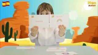 ИСПАНСКИЙ для детей. Детский испанский. Учим слова на испанском языке
