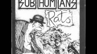 Watch Subhumans Everyday Life video