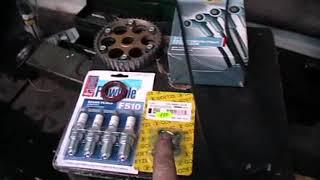 ВАЗ 21099 меняем сальники клапанов