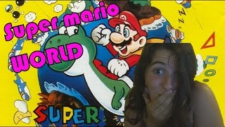 EMPEZAMOS!! Super Mario World #1