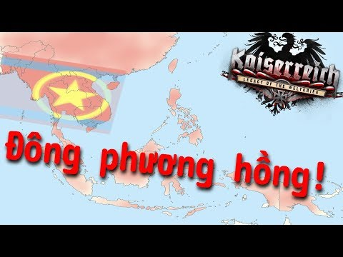 Hearts of Iron 4: Kaiserreich - Indochina (Yellow Imperialism) [5]