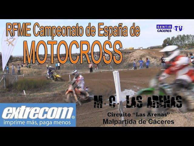Extrecom - Motocross M.C. Las Arenas