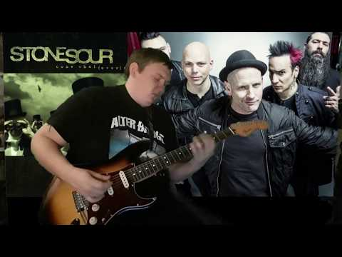 Fruitcake By Stone Sour COVER and Blooper