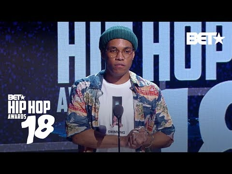 Anderson Paak Speaks To Mac Millers Influence On Our Generation Of HipHop  Hip Hop Awards 2018