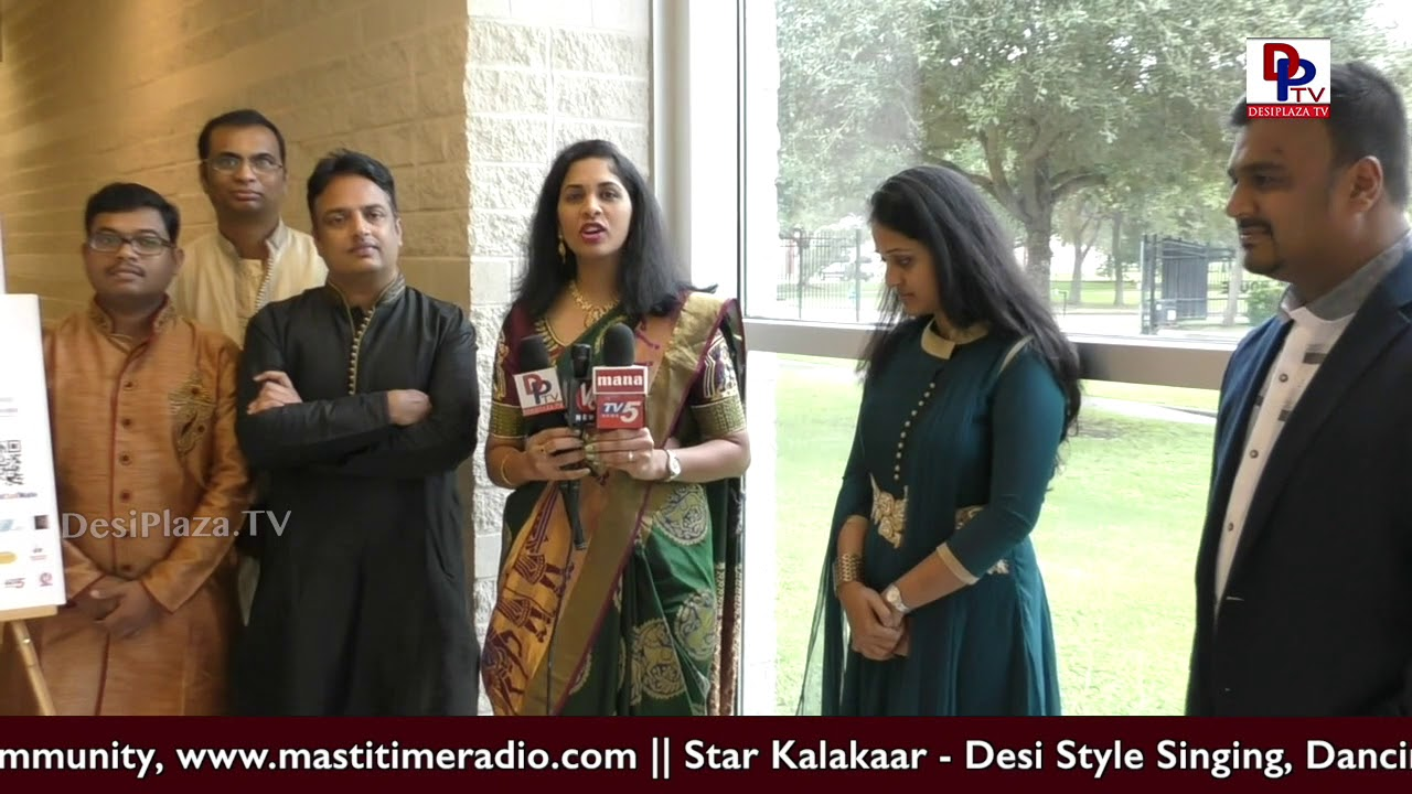 Houston Desi Friends Celebrates 4th year anniversary.
