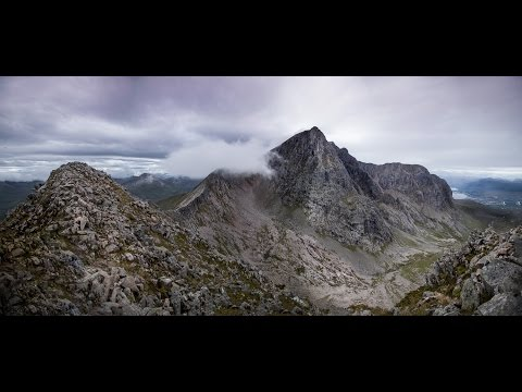 Retouch and Edit Of The CMD Arete and Ben Nevis