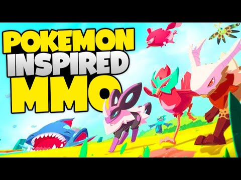 This Is The Pokemon Game I've Always Wanted - New Creature Battling MMO - TemTem Gameplay Part 1