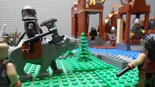 Lego the Hobbit: the Battle for Lake-Town part 2