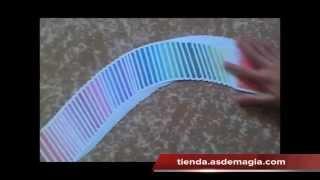 Vídeo: Baraja Spectrum