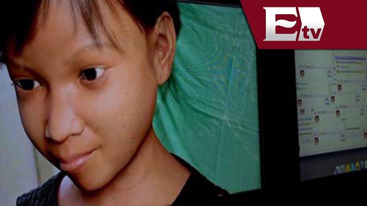 VIDEO: Niña virtual ayuda a identificar pedófilos en Internet / Titulares con Vianey
