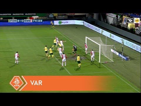 Geen doelpunt voor Fortuna Sittard   ARAG VAR Moment van de Week