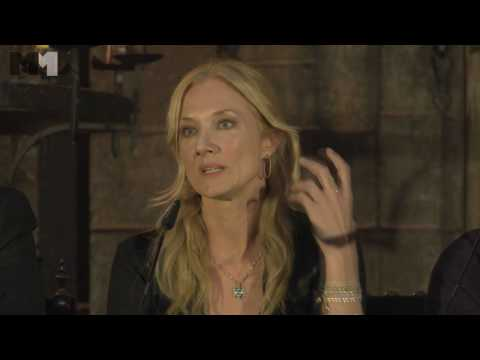 Anonymous  Joely Richardson on her role 2011
