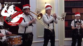 Oh Christmas Tree, Traditional Oompah Line Up - Prostbusters