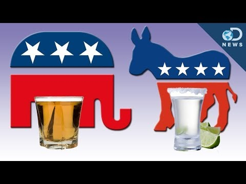 What Your Drink Says About Your Politics