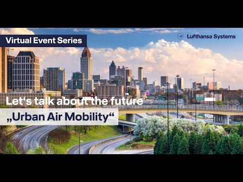 Let's talk about the future -  Autonomous Flight: Proof of concepts  / Lufthansa Systems