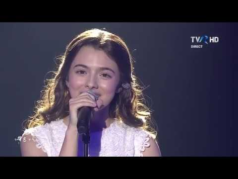 10 Laura Bretan - Dear Father (LIVE @ Eurovision 2019 Romania Semi 2)