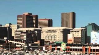 Johannesbourg : L'Afrique du sud les yeux dans les yeux