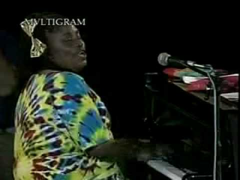 Women in blues -- Katie Webster