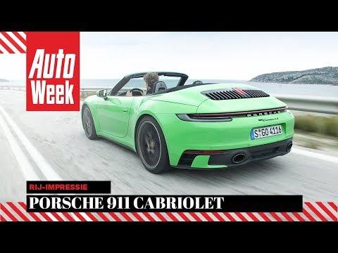 Porsche 911 - 992 Cabriolet (2019)– AutoWeek Review