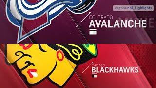 Colorado Avalanche vs Chicago Blackhawks Feb 22, 2019 HIGHLIGHTS HD