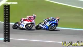 2016 MotoGP Highlights Jerez Valentino Rossi is The Winner