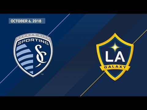 HIGHLIGHTS: Sporting Kansas City vs. LA Galaxy | October 6, 2018