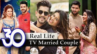 Indian TV Couples In Real Life: 30 Best Amazing Celebrity Couple From Indian Television Industry