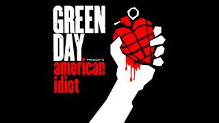 Green Day Wake Me Up When September Ends HQ