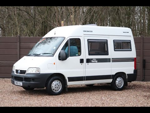 Video Walkaround Of A 2005 55 East Neuk Campervans Fifer Touring