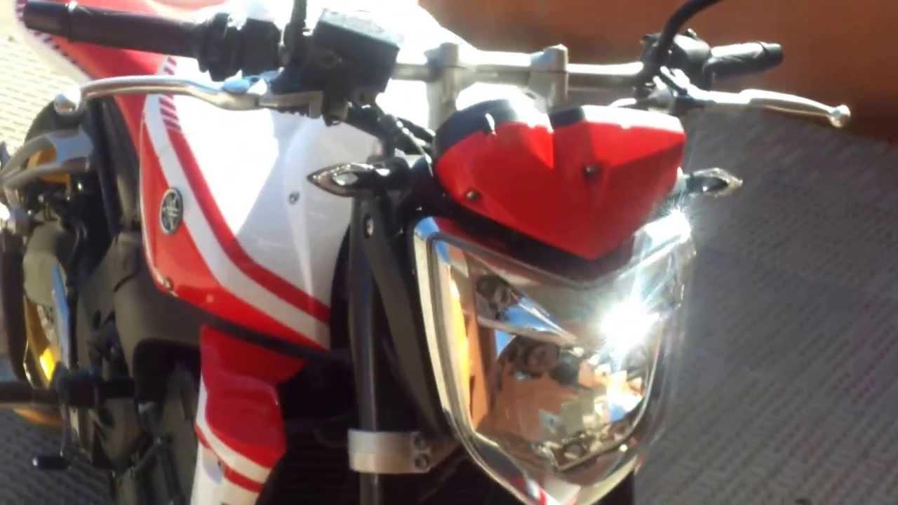 Yamaha fz1 karya karl abarth asseto corse otosia com
