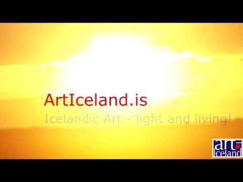 Art Iceland | Icelandic Art - Light and living!