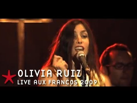 francofolies 2009 olivia ruiz live youtube. Black Bedroom Furniture Sets. Home Design Ideas