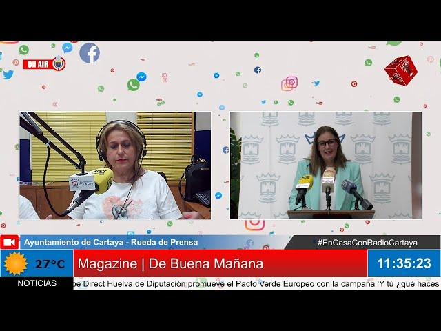 Radio Cartaya | Más de 60 medidas de apoyo a empresas y colectivos afectados por la crisis
