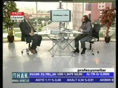 Expo Channel - Profesyoneller - Prof. Dr. Erol Manisalı - 03.10.2005