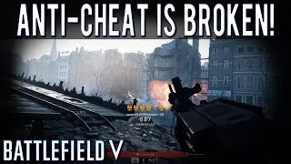 Cheating Is Destroying Battlefield 5
