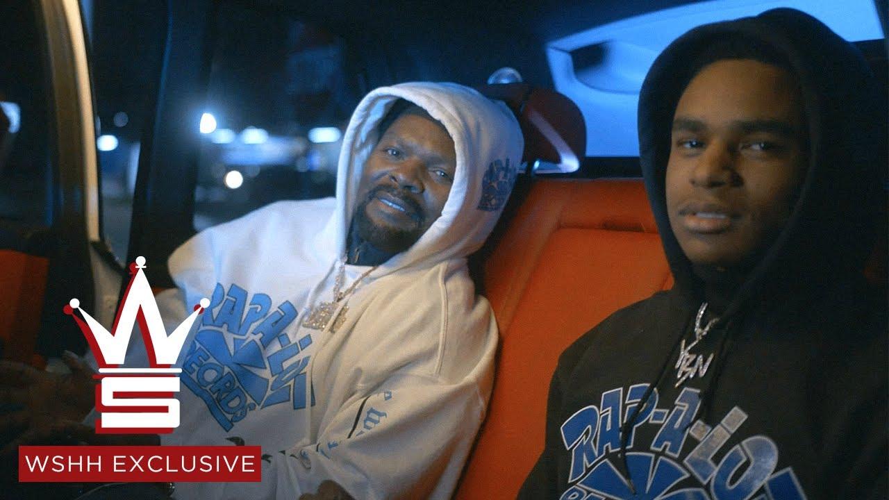 Greezy E, K.O. Mason & Allday Feat. YBN Almighty Jay - Mob Ties