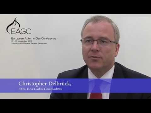 Exclusive interview with Christopher Delbrück, CEO, E.ON Global Commodities