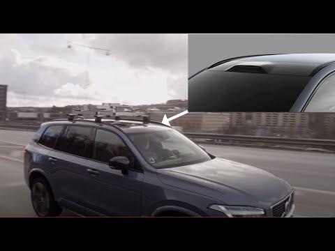 Volvo Luminar LiDAR Technology Goes Mainstream