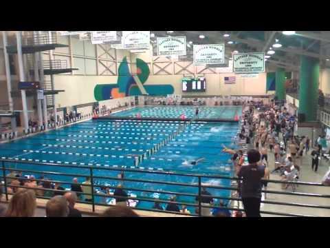 400 Medley Relay 2016 SCY State Championships