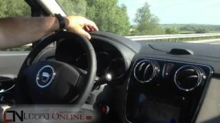 LugojOnline - Test Drive Dacia Lodgy Auto Europa Lugoj.avi