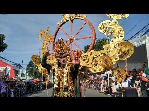 Meriah!! Caruban Carnival 2017 Cirebon