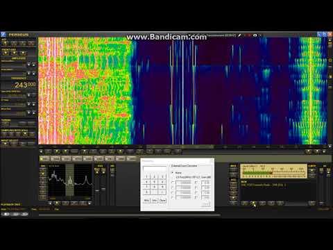Danmarks radio 243 KHz interval signal mp3
