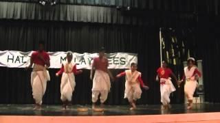 KERALA FOLK DANCE-URUMI KIDS...ARANE ARANE...