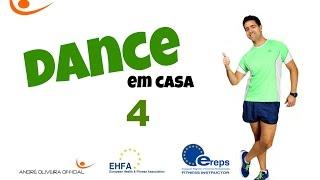 Aula 4 Dance em Casa - Divertida e fácil dançar