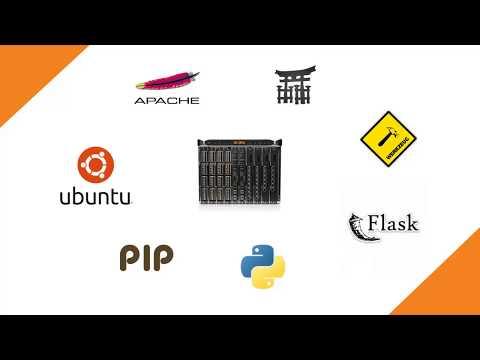 Web frameworks for Python: Flask and ArubaOS API