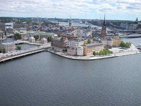 Stockholm - Die Hauptstadt Schwedens - Impressionen
